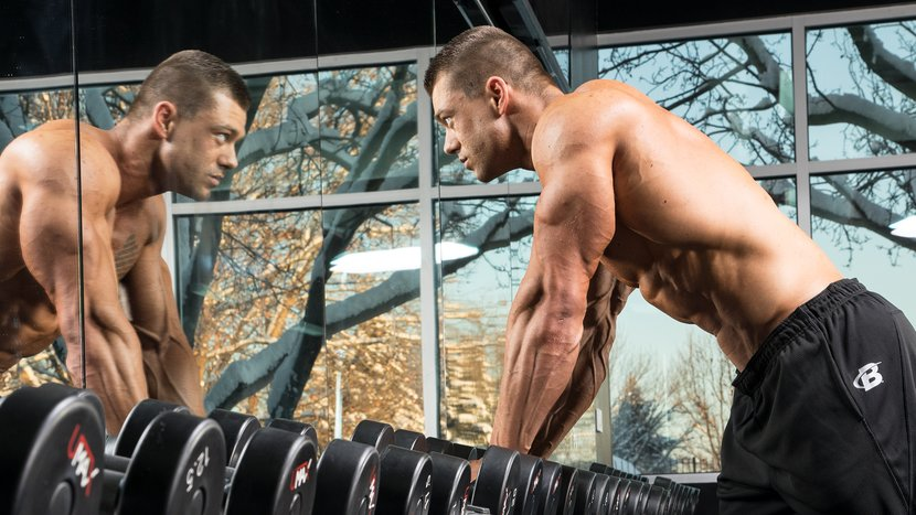 5 Ways To Master The Mind-Muscle Connection And Get Huge!