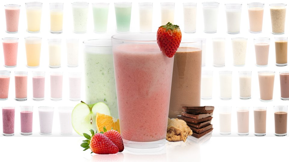 protein shake diet to get ripped