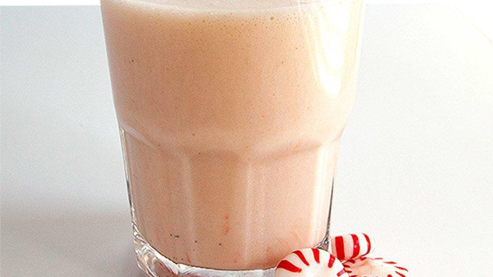 Combat Vanilla Peppermint Shake