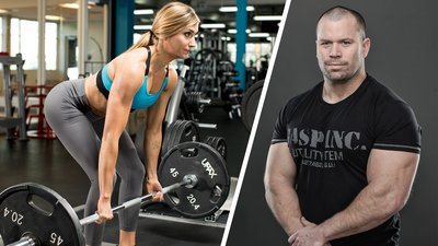 Ask The Super Strong Guy: Are Touch-And-Go Deadlifts Right For Me?