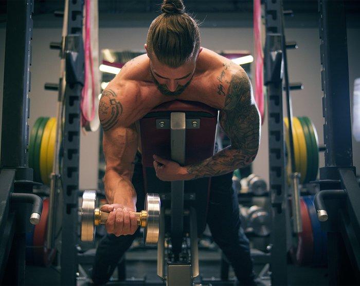 Arm Wreckage 8 Weeks To Bigger Badder Guns Bodybuilding Com