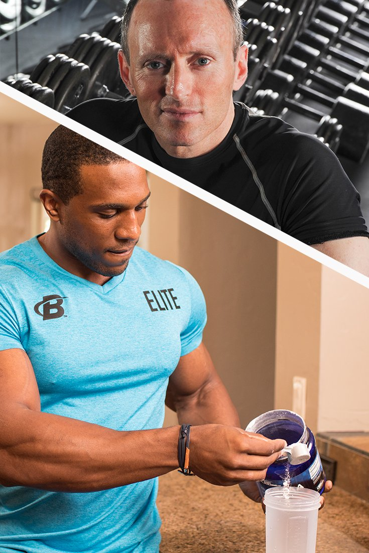 ask the muscle doc: how does creatine help muscle gains?