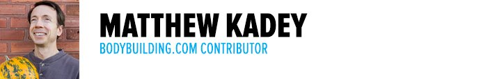 Matthew Kadey, MS, RD