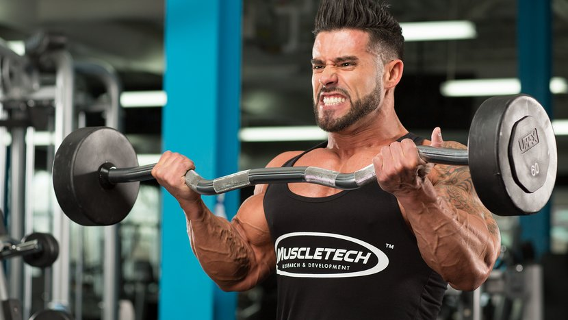 Beasts-Only Arm Workout