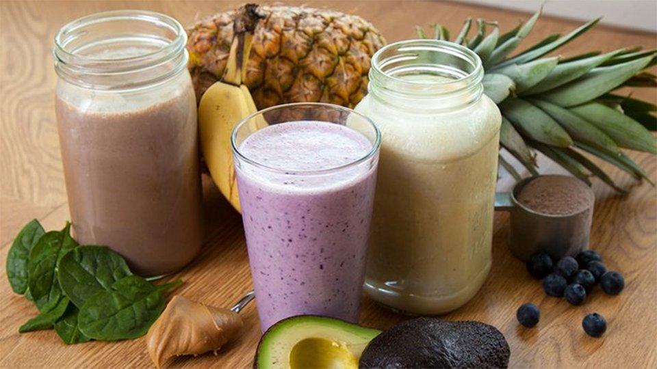 Sneak Veggies Into Your Diet: Blend 'Em