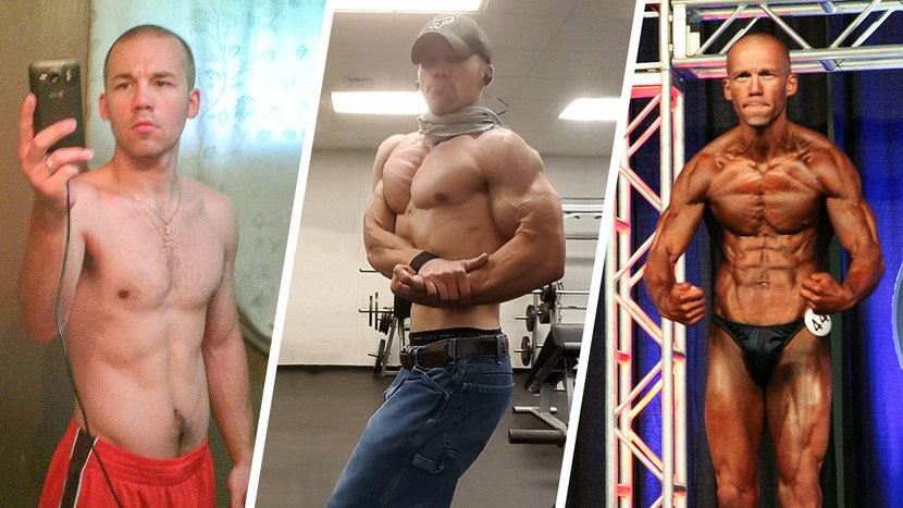 BodySpace Member Of The Month: Kentucky-Strong Family Man