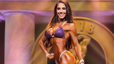 Brasilian Native Angelica Teixeira Wins 2018 Bikini International