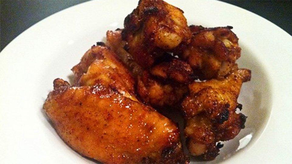 Brown Sugar Spice Wings