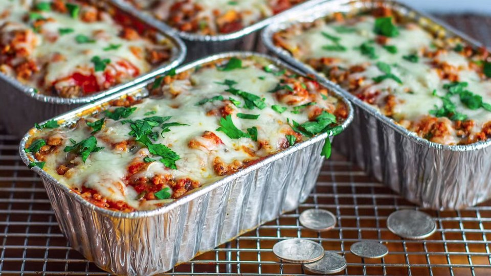 Budget Sweet Potato Lasagna