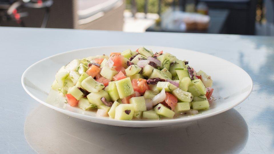 Chef Robert Irvine: Summer Cucumber Salad