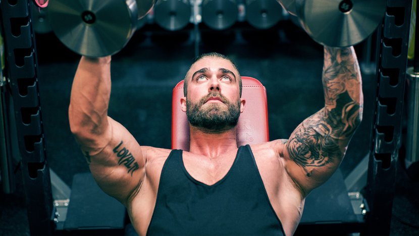 Chest Wreckage: 8 Weeks To Bigger, Badder Pecs