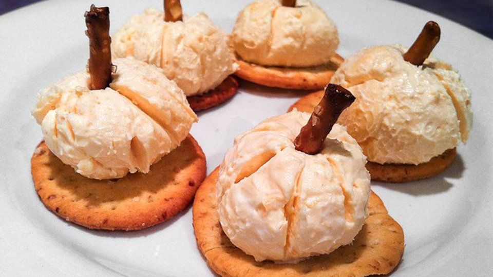 Cheesy Pumpkins