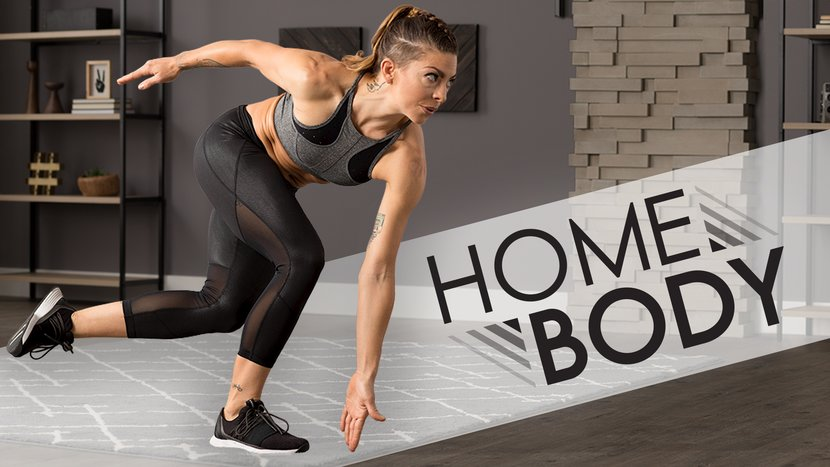 Home Body: The 8-Week At-Home Fitness Plan