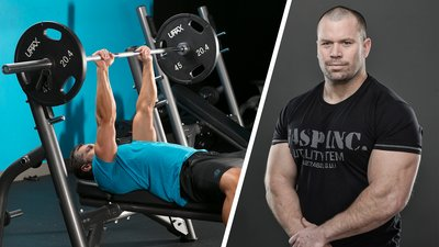 Ask The Super Strong Guy: How Do I Find My Best Bench-Press Grip?