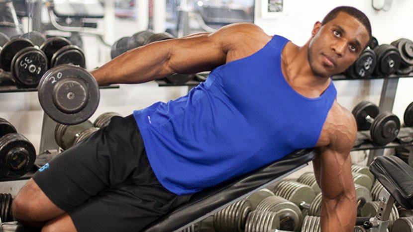 Killer Shoulder Workout In Just 3 Moves!