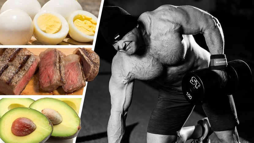 Mark Bell's Battle Plan In The War Against Carbs
