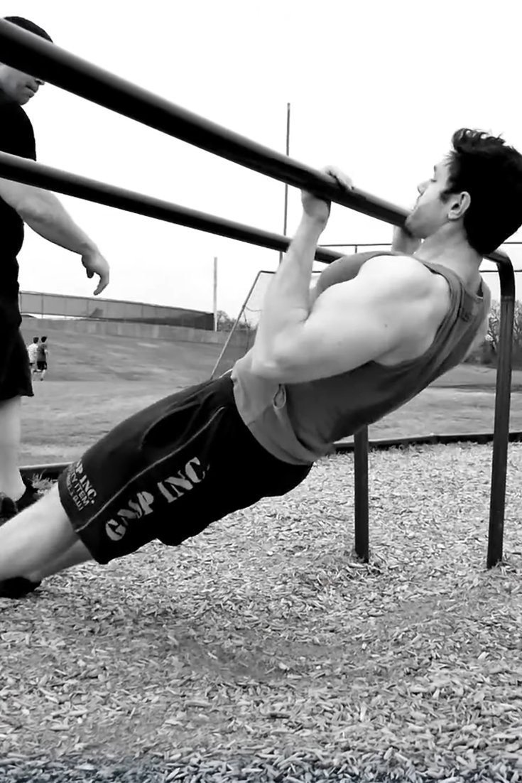 No Equipment? No Problem! Get Jailhouse Jacked With Bodyweight Training