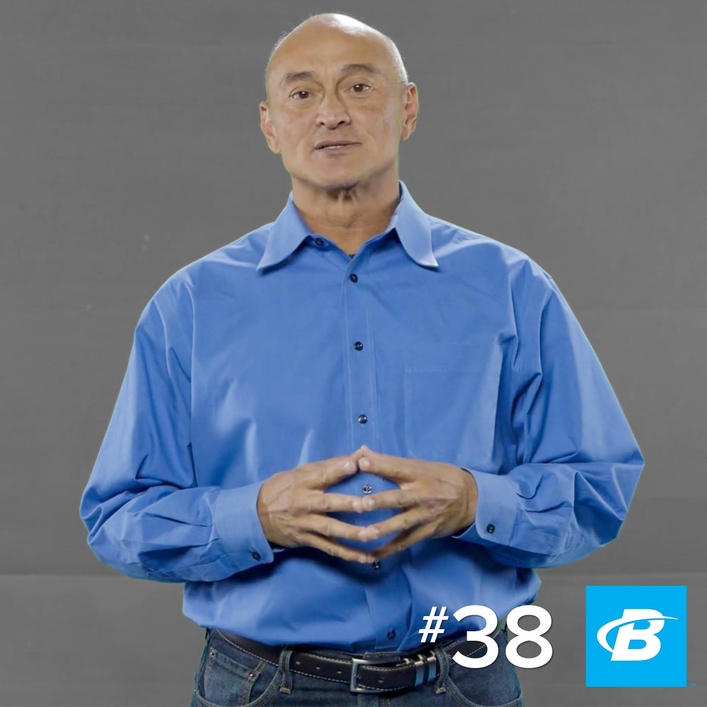 Ep. 38: Straight talk on Protein and more with Dr. Jose Antonio