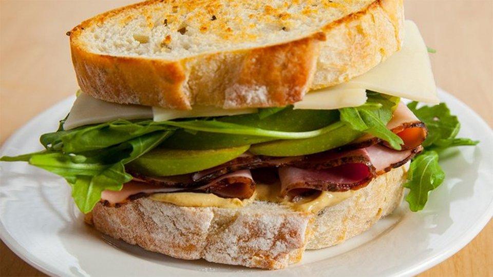 Sneak Veggies Into Your Diet: Sandwich 'Em