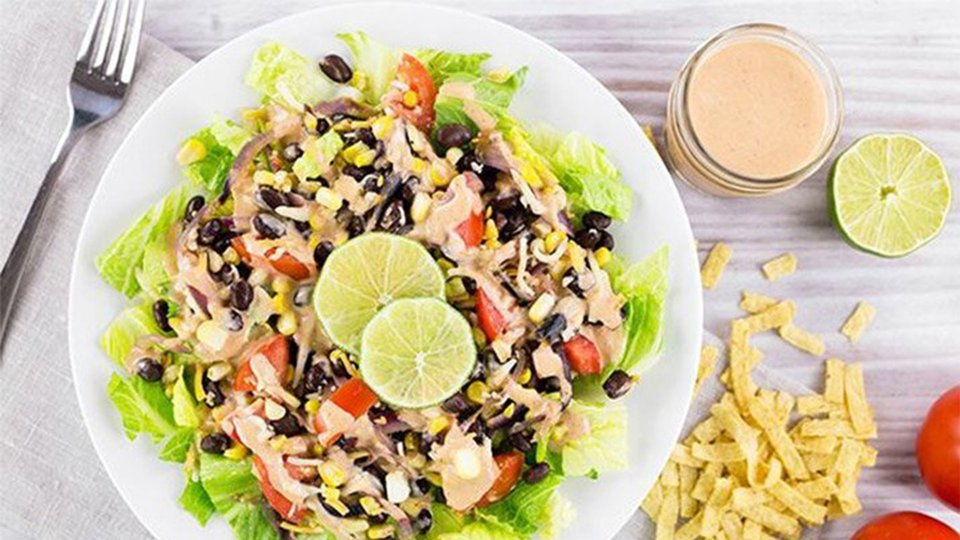 Santa Fe Chopped Salad