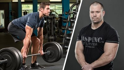 Ask The Super Strong Guy: Should I Bounce My Deadlifts?