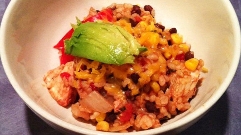 Texas Brown Rice