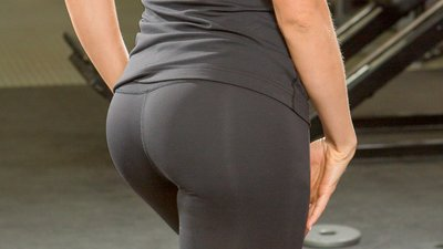"The Cure For Gluteal Amnesia? This ""Buns And Guns"" Workout"