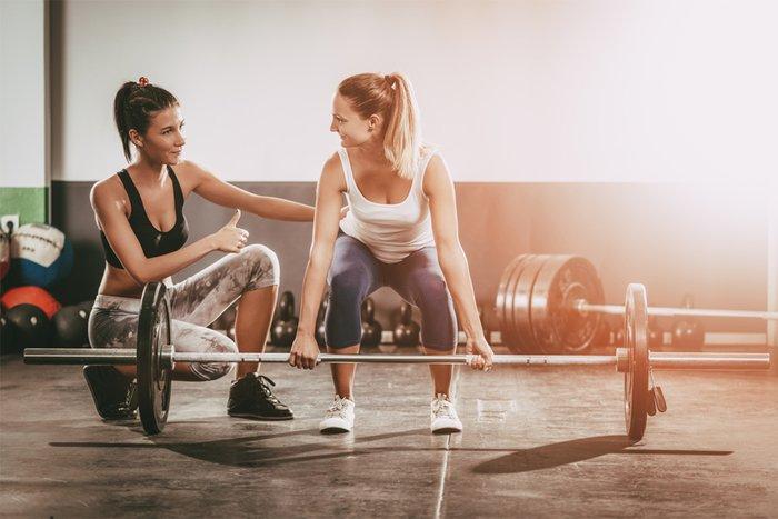 Der eine Faktor, der ziemlich offen ist, machen oder brechen es für das Fitnessstudio