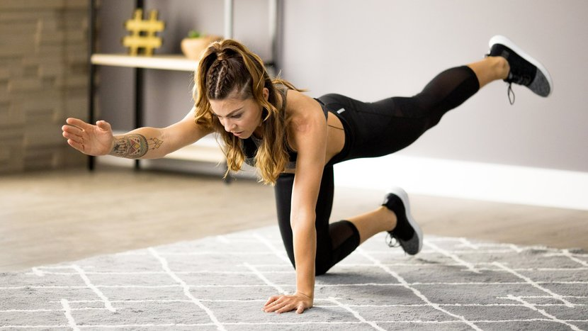 This 30-Minute, Full-Body Follow-Along Workout Is Just About Perfect