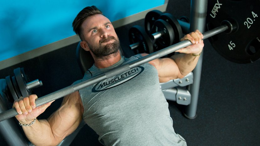 Time Crunched? Try This 15-Minute Chest Circuit