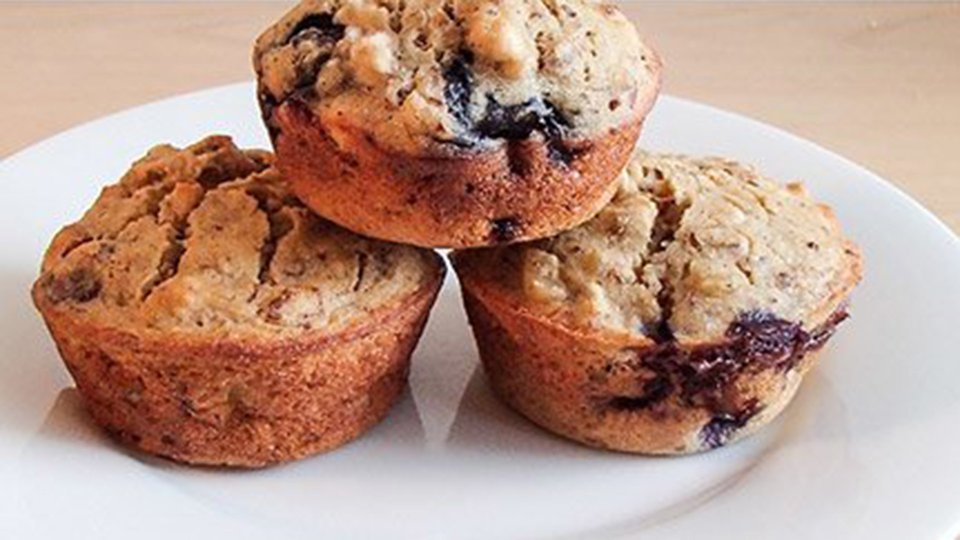 High-Fiber Protein-Packed Breakfast Muffins