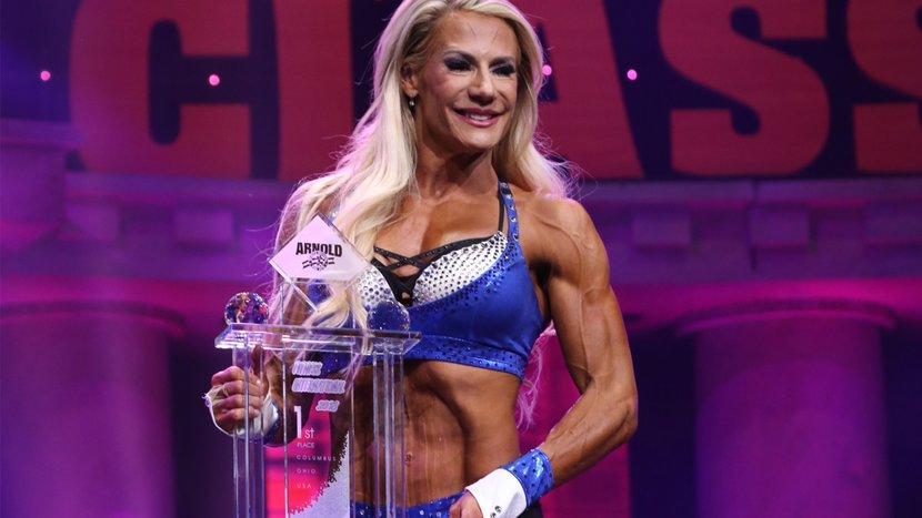 Whitney Jones Wins Fitness International For Biggest Win Of Her Career