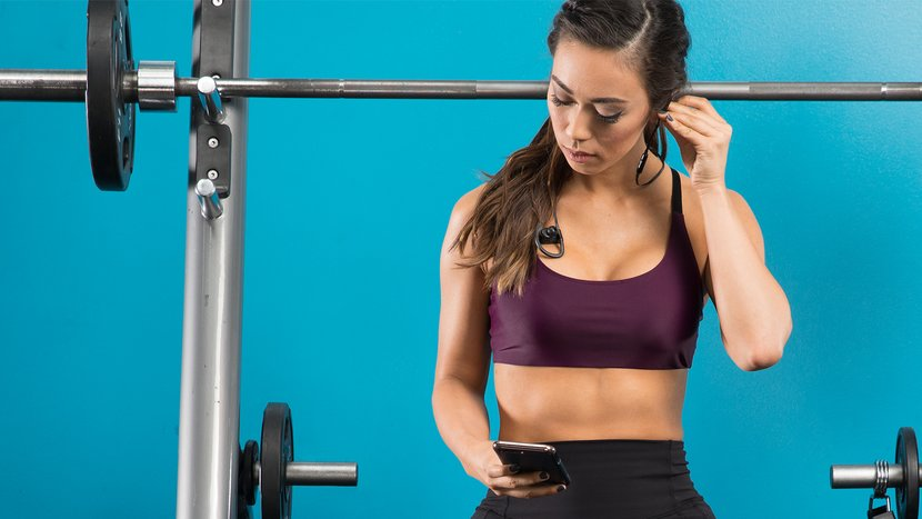 Why You Should Listen To Music While Working Out