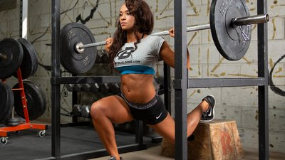 3 Ways To Spice Up The Rear-Foot-Elevated Split Squat