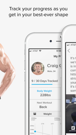 30 Days Out app