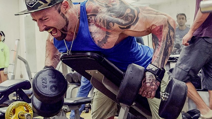 Back and Biceps? No, DTP Extreme Giant Set Back and Biceps!