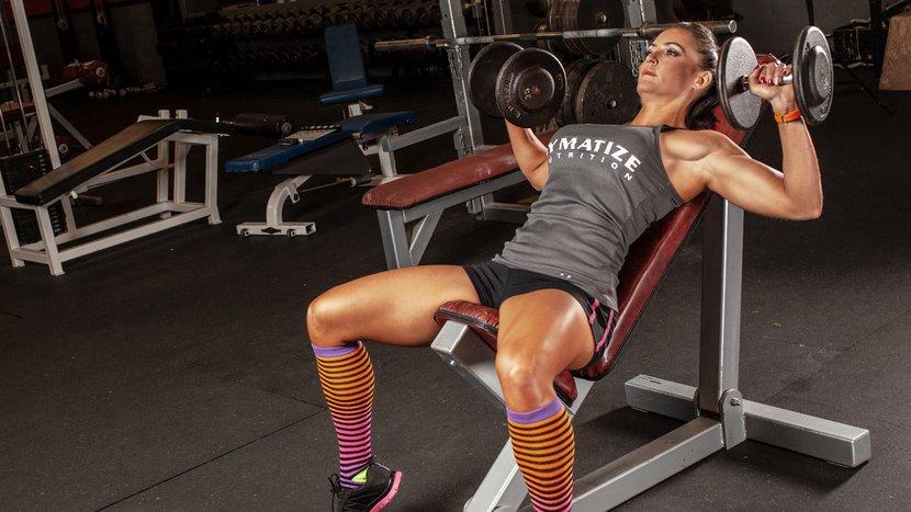 Build An Elite Upper Body With Erin Stern!