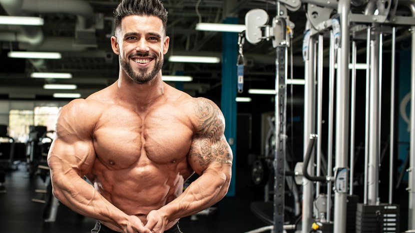 Build Killer Pecs In Just 3 Moves