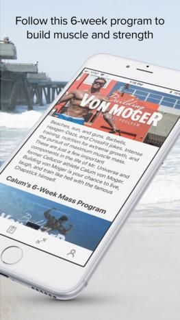 Building Von Moger app