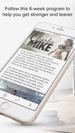 Charlie Mike app