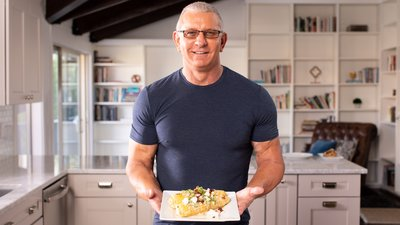 Chef Robert Irvine: Sweet Summer Street Corn