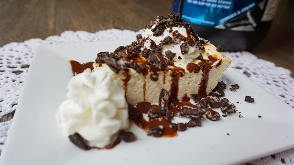 Cookies And Cream Pro Cheesecake