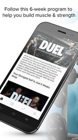 Duel mobile app