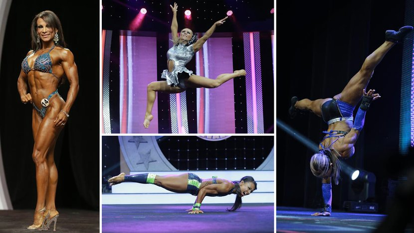 The Fitness Division Is Flying High...And Growing Again