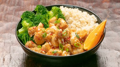Sweet and Sour Slow-Cooked Chicken