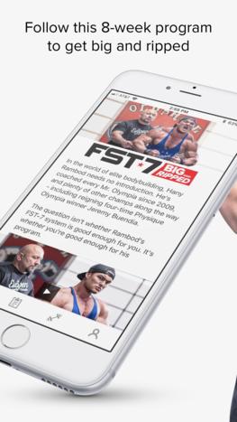 FST-7 mobile app