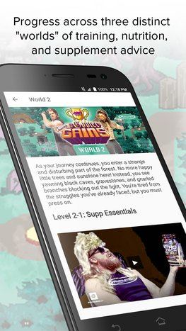 Goblet of Gains app