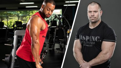 Ask the Super Strong Guy: How Can I Train Triceps Without Hurting My Elbows?