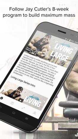 Living Large app