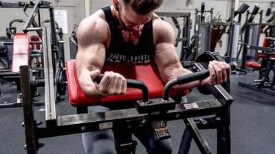 Max-Pump Arm Growth Workout